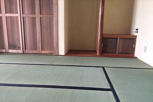 宮崎へ畳の納品