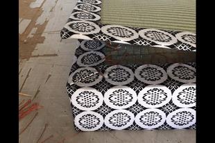 二畳台の製作