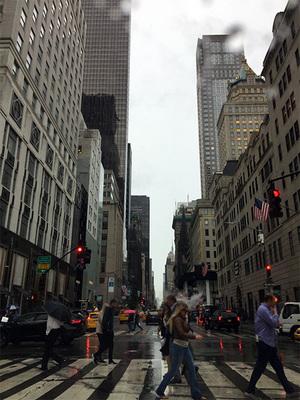 ニューヨーク出張