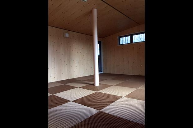 Yoga Studio凛さんタタミマット