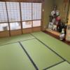 仏間の畳、襖、障子一式の依頼をいただきました。お客様のお母様の7年忌に向けてのご依頼でした。